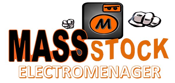 mass stock electromenager